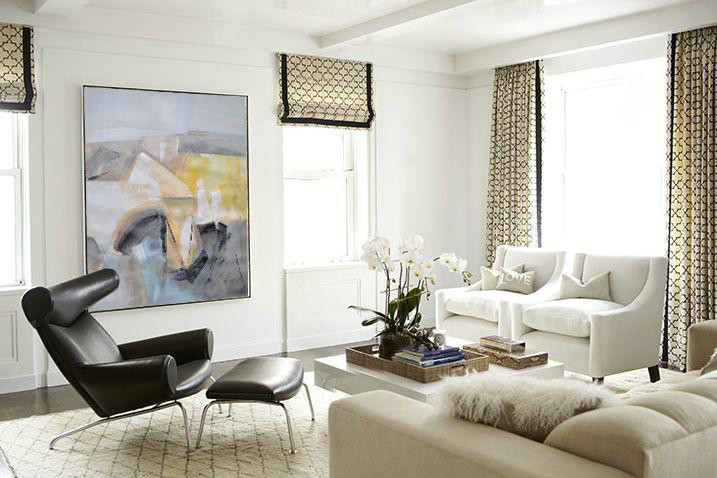 Large Abstract Art,Oversized Palette Knife Painting Contemporary Art On Canvas,Pop Art Canvas,Gray,Yellow,Blue.etc