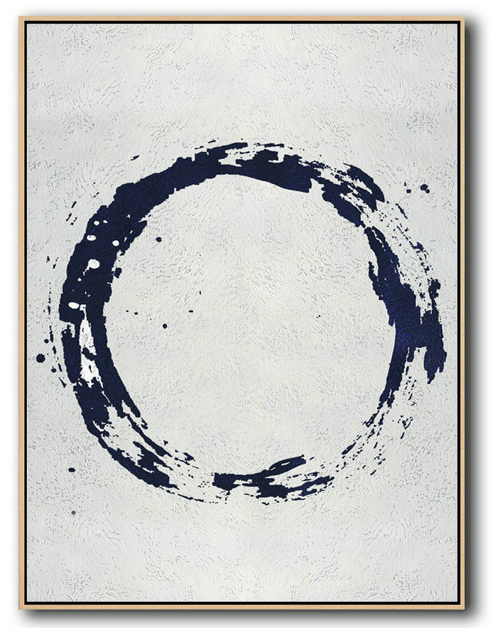 Original Painting Hand Made Large Abstract Art,Buy Hand Painted Minimalist Painting Online,Handmade Acrylic Painting